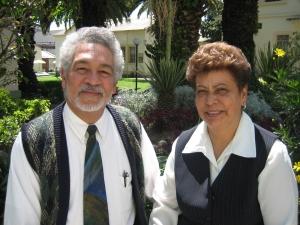 Chema & Carmen Reinoso