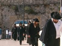 Judíos ultra ortodoxos
