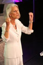 Anne Graham Lotz Fundadora y Presidenta de AnGel Ministries