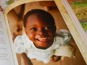 """Amber, autora del libro """"La Esperanza Vive"""""""