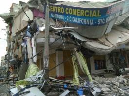 Terremoto de 7.8 golpeó a Ecuador
