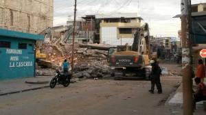 Limpiar escombros es sólo el comienzo