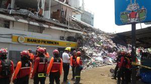 Grupos de rescate en acción